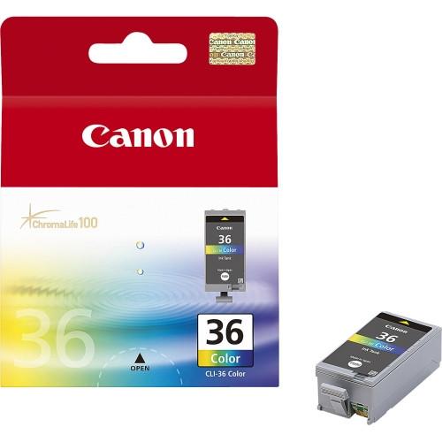 Canon CLI-36 Ink Cartridge - Colour