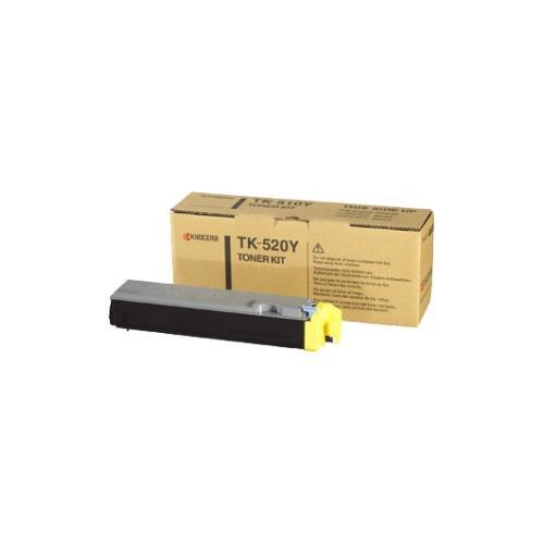 Kyocera 1T02HJAEU0 Toner Cartridge - Yellow