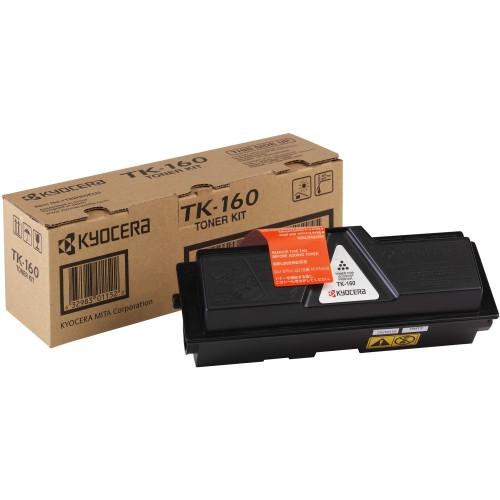 Kyocera TK-160 Toner Cartridge - Black