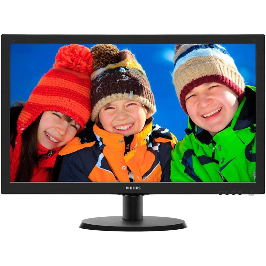 """Philips V-line 223V5LSB 54.6 cm (21.5"""") LED Monitor - 16:9 - 5 ms"""
