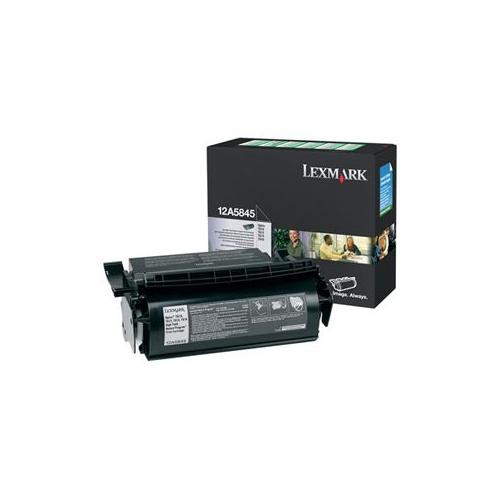 Lexmark 0012A5845 Toner Cartridge - Black