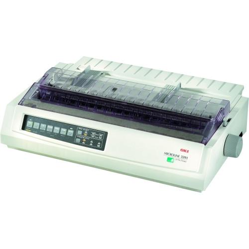 Oki ML3391ECO Dot Matrix Printer - Monochrome
