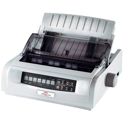 OKI Microline 5520-ECO 9 Pin 80 Column Dot Matrix Printer