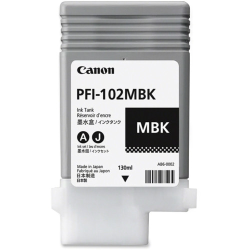 Canon 0894B001AA Ink Cartridge - Matte Black