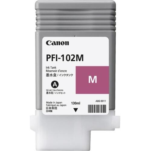 Canon PFI-102M Ink Cartridge - Magenta