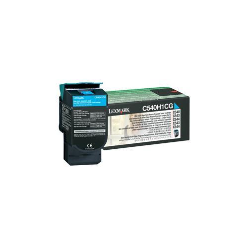 Lexmark 0C540H1CG Toner Cartridge - Cyan