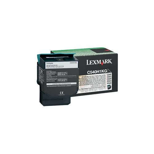 Lexmark 0C540H1KG Toner Cartridge - Black