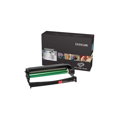Lexmark 0E250X22G Laser Imaging Drum - Black