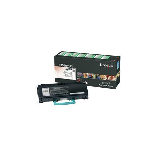 Lexmark 0E260A11E Toner Cartridge - Black