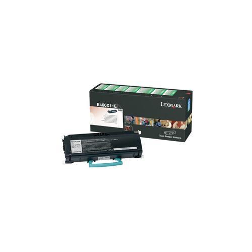 Lexmark 0E460X11E Toner Cartridge - Black