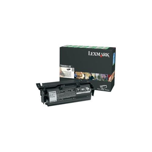 Lexmark 0T650H11E Toner Cartridge - Black