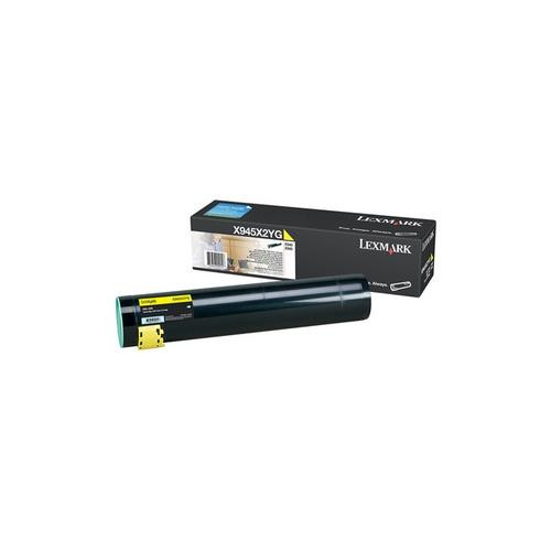 Lexmark 0X945X2YG Toner Cartridge - Yellow