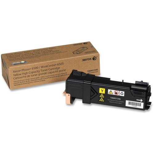 Xerox 106R01596 Toner Cartridge - Yellow