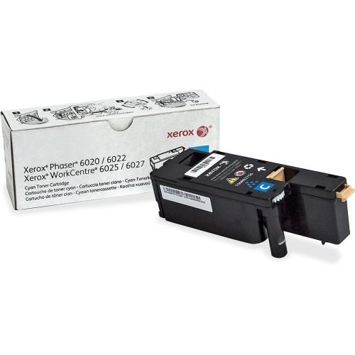 Xerox Toner Cartridge - Cyan