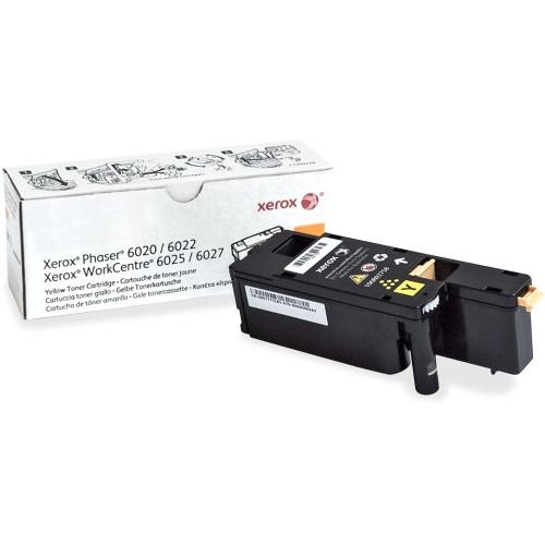 Xerox Toner Cartridge - Yellow
