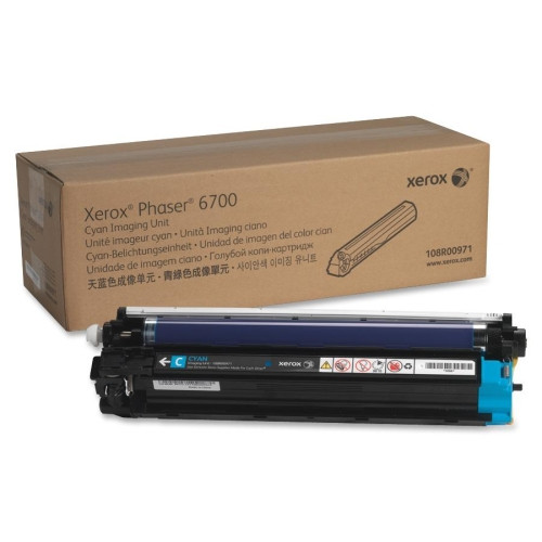 Xerox 108R00971 Laser Imaging Drum - Cyan