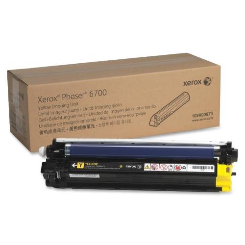 Xerox 108R00973 Laser Imaging Drum - Yellow