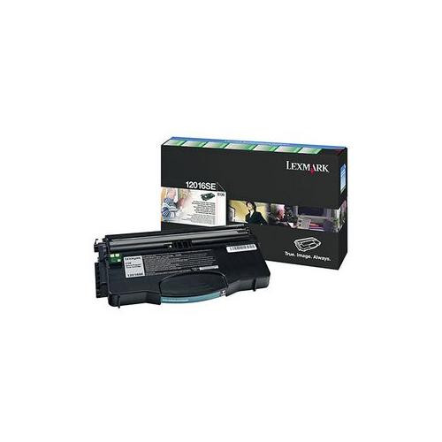 Lexmark 12016SE Toner Cartridge - Black