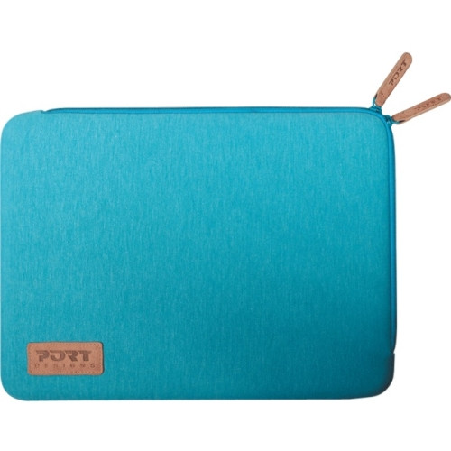 "Port Torino Carrying Case (Sleeve) for 35.6 cm (14"") Notebook - Turquiose"