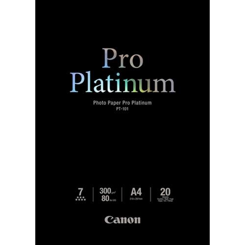 Canon Pro Platinum 2768B016 Photo Paper