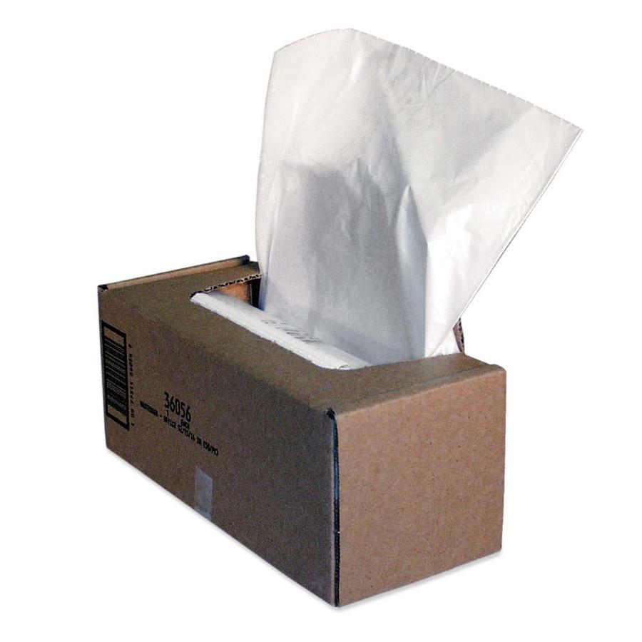 Fellowes Shredder Bags (94 Litres capacity - pack of 50)