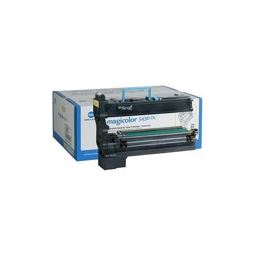 Konica Minolta 4539132 Toner Cartridge - Yellow