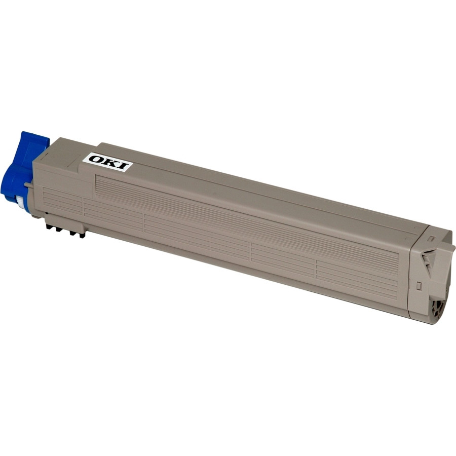 Oki 43837131 Toner Cartridge - Cyan