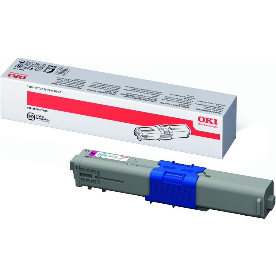 Oki 44469723 Toner Cartridge - Magenta
