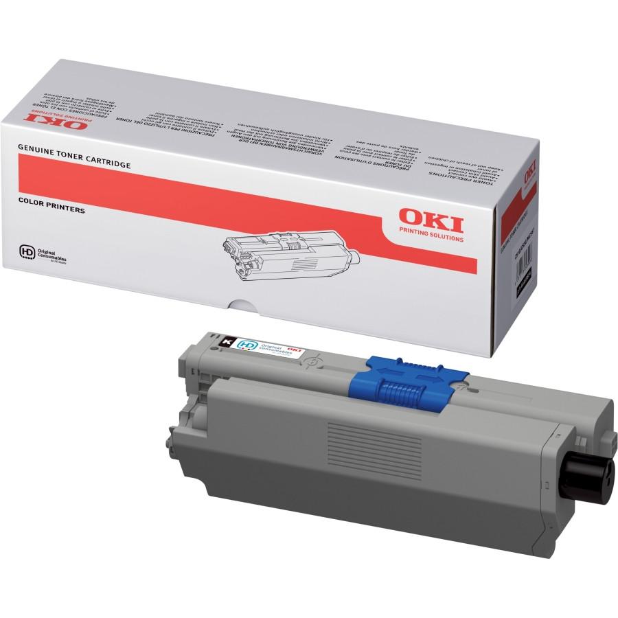 Oki 44469804 Toner Cartridge - Black