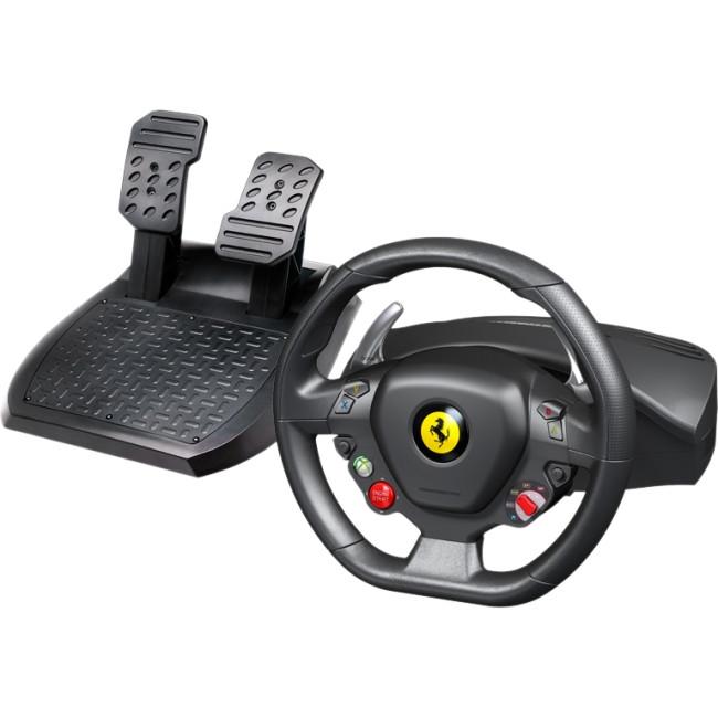 Ferrari F458 Italia Racing Wheel (Xbox 360)