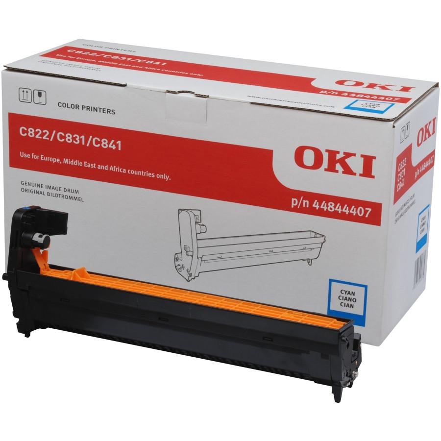 Oki LED Imaging Drum - Cyan