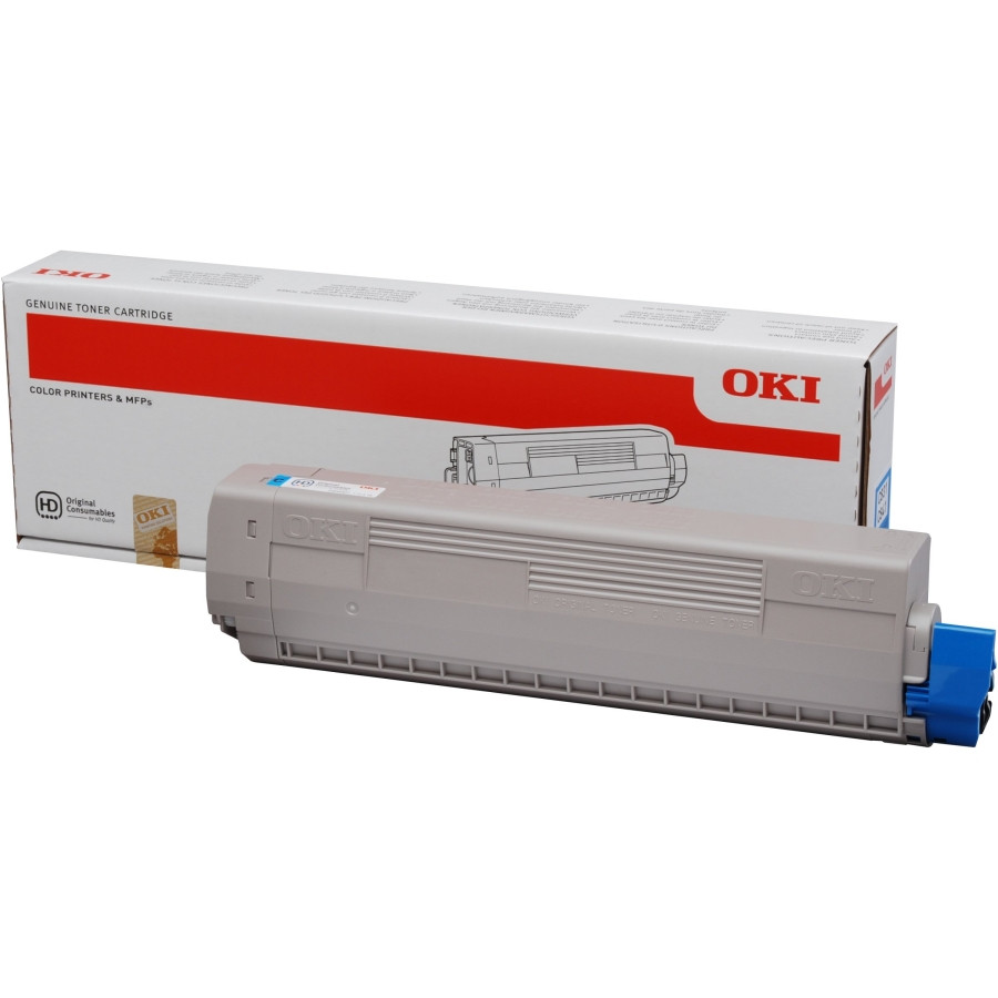 Oki Toner Cartridge - Cyan