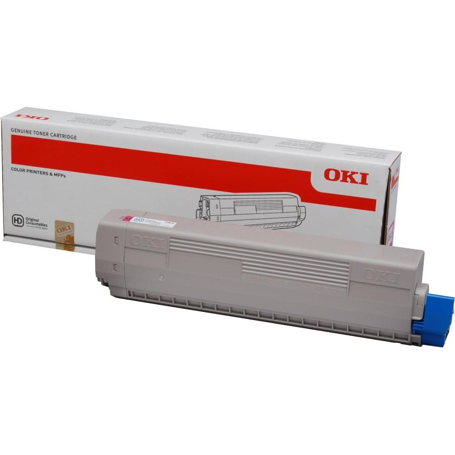 Oki Toner Cartridge - Magenta