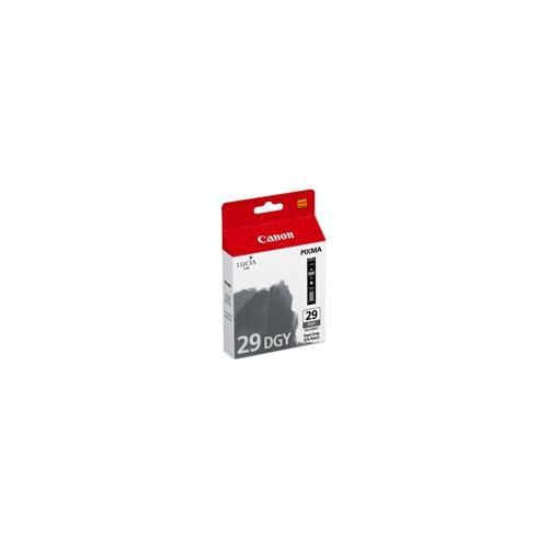 Canon PGI-29DGY Ink Cartridge - Dark Grey
