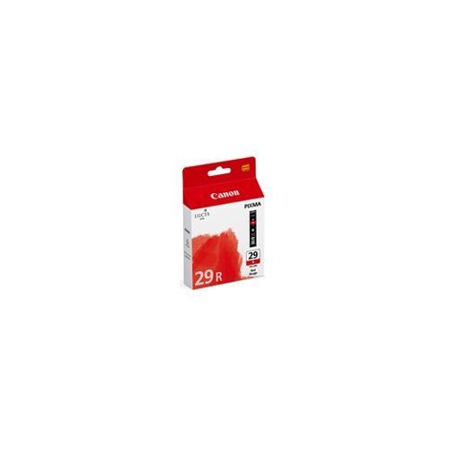 Canon PGI-29R Ink Cartridge - Red
