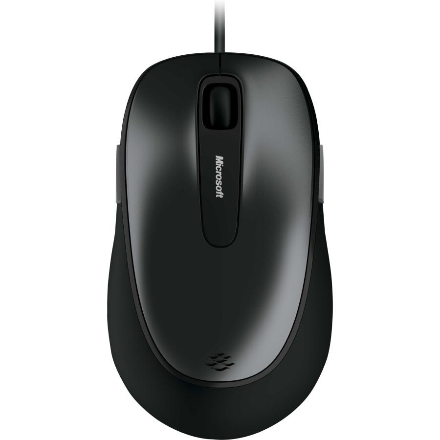 Microsoft Comfort 4500 Mouse - BlueTrack - Cable - 5 Button(s)