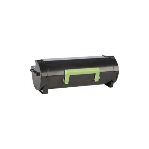 Lexmark 502HE Toner Cartridge - Black
