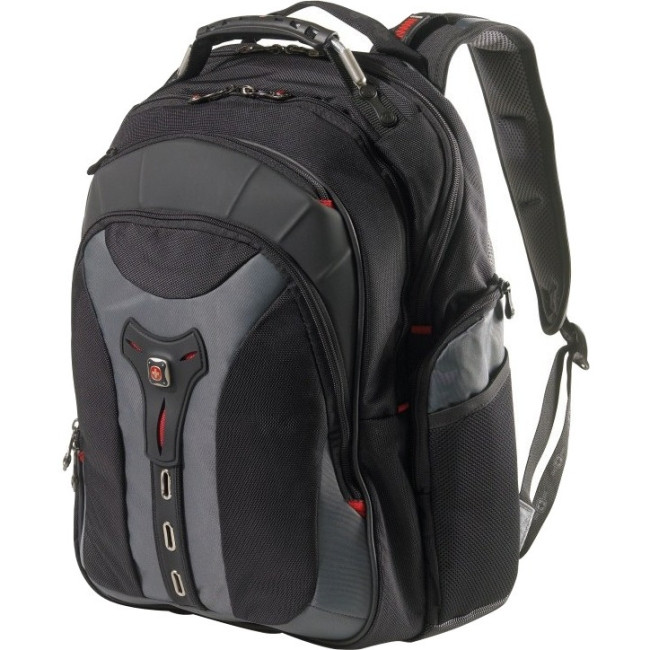 "Wenger PEGASUS Carrying Case (Backpack) for 43.9 cm (17.3"") Notebook - Black"