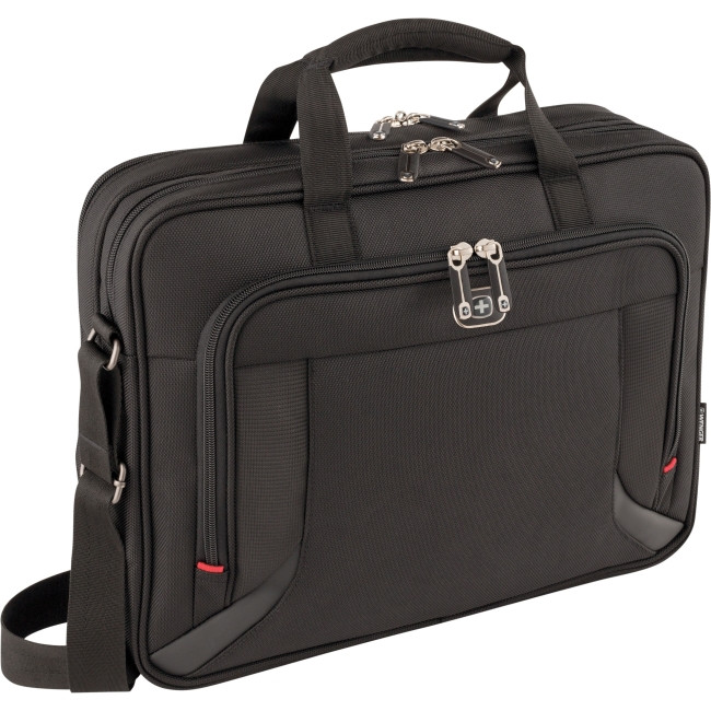 "Wenger Prospectus Carrying Case for 40.6 cm (16"") Notebook - Black"