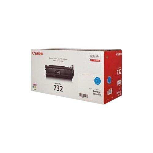 Canon 732C Toner Cartridge - Cyan