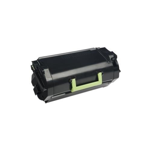 Lexmark 622HE Toner Cartridge - Black