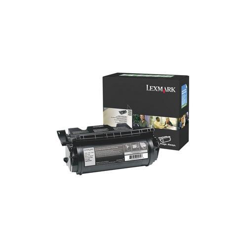 Lexmark T64x Toner Cartridge - Black