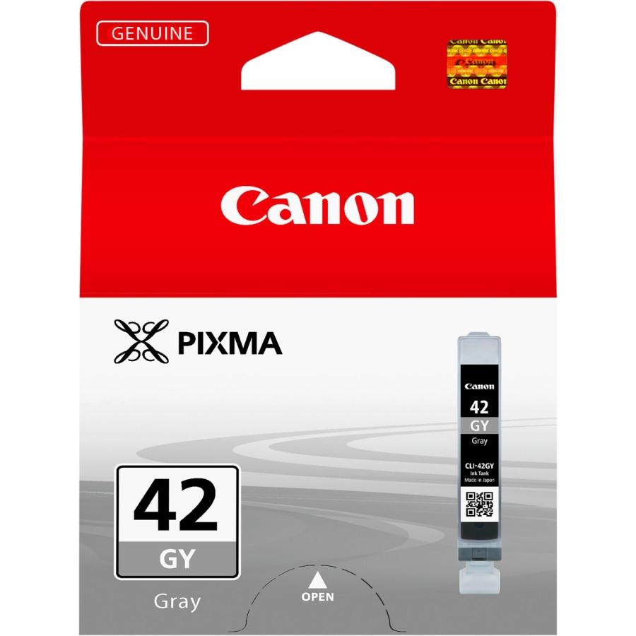 Canon CLI-42GY Ink Cartridge - Grey