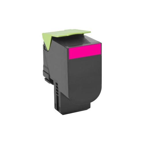 Lexmark 702XME Toner Cartridge - Magenta