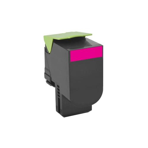 Lexmark Unison 702M Toner Cartridge - Magenta