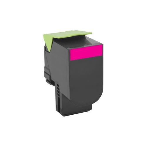 Lexmark Unison 702HM Toner Cartridge - Magenta