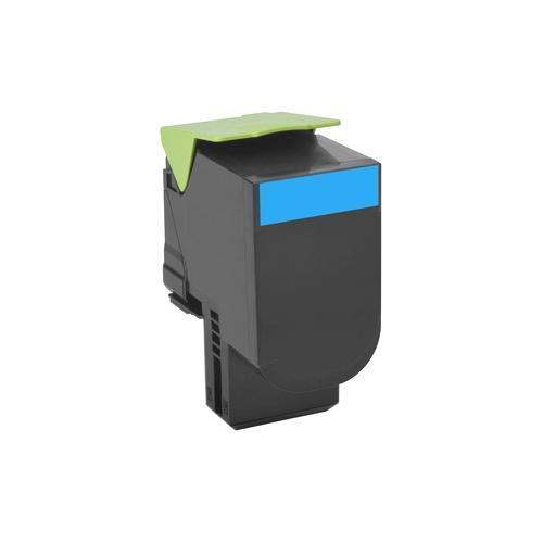 Lexmark Unison 702XC Toner Cartridge - Cyan