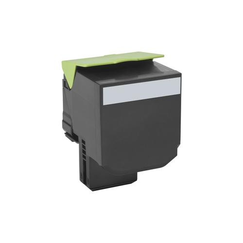 Lexmark 702XKE Toner Cartridge - Black