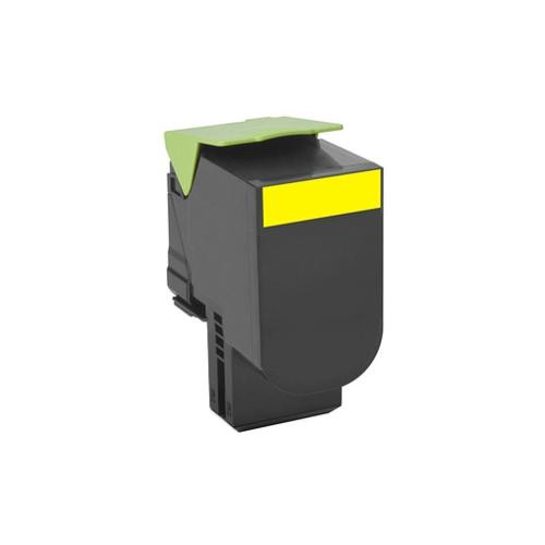 Lexmark Unison 702XY Toner Cartridge - Yellow