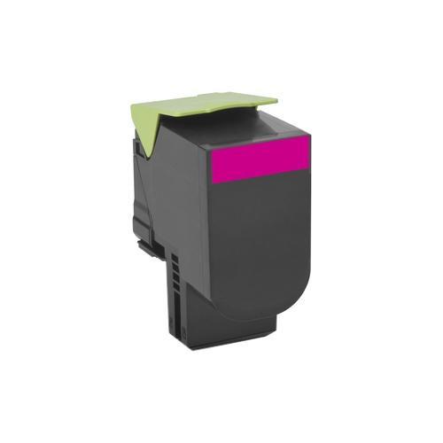 Lexmark Unison 802C Toner Cartridge - Cyan